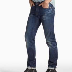 Lucky Brand 110 Skinny Jeans - Color: Rickwood